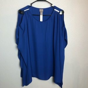 New women's Chico's blouse small medium